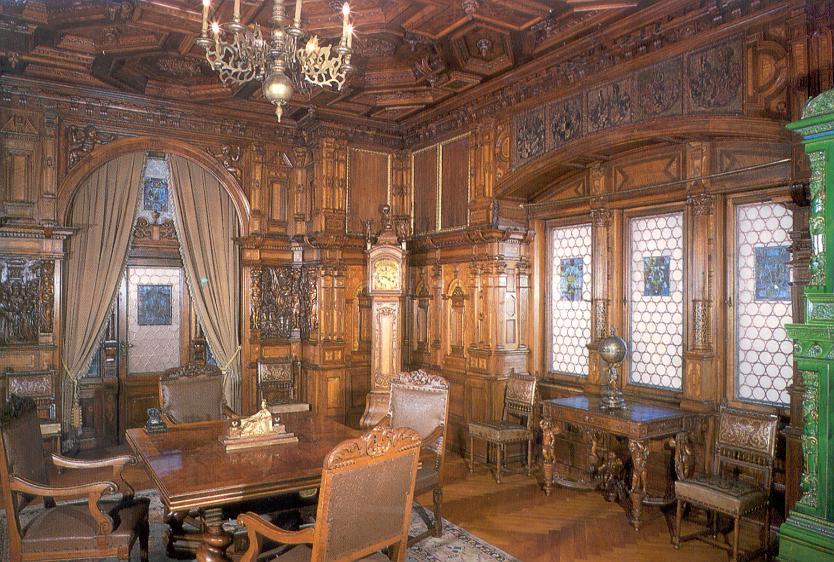 sala Consiliului de Coroana