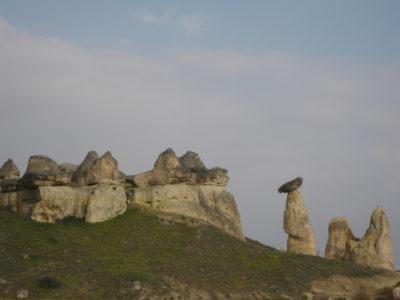 Cappadochia, tărâmul selenar