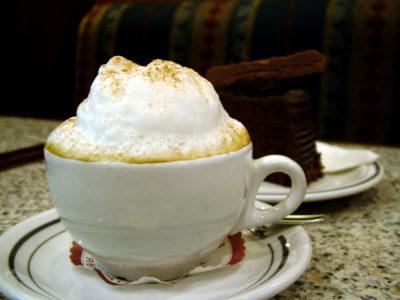 prăjitură espresso de ciocolată