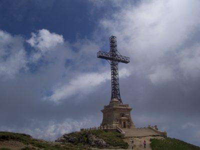 Crucea de pe Caraiman, monument de Cartea Recordurilor