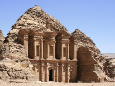 Petra, oraşul de piatră