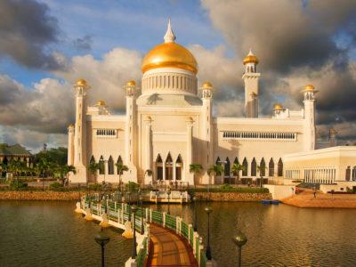 Brunei, domiciliul opulenței dusă la extrem