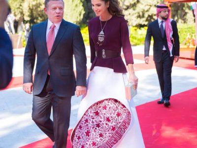 Regina Rania a Iordaniei, un model de eleganță