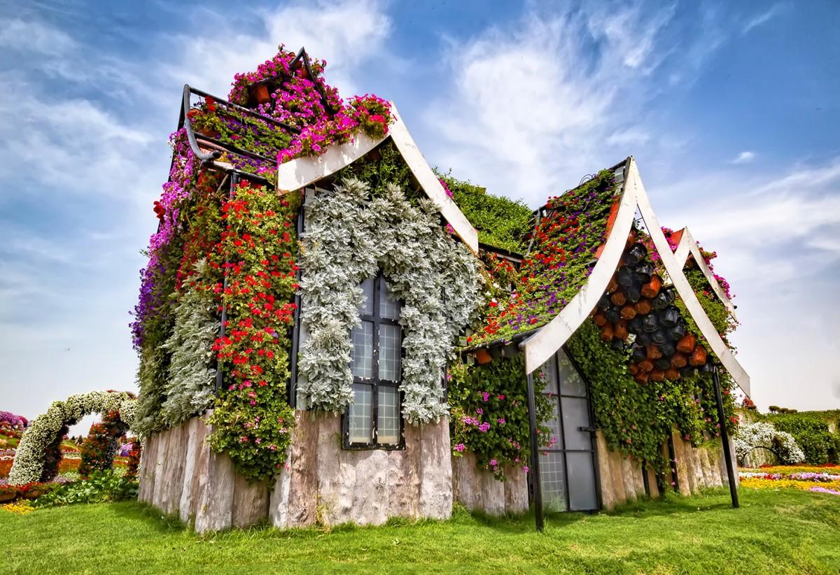 1miracle garden dubai