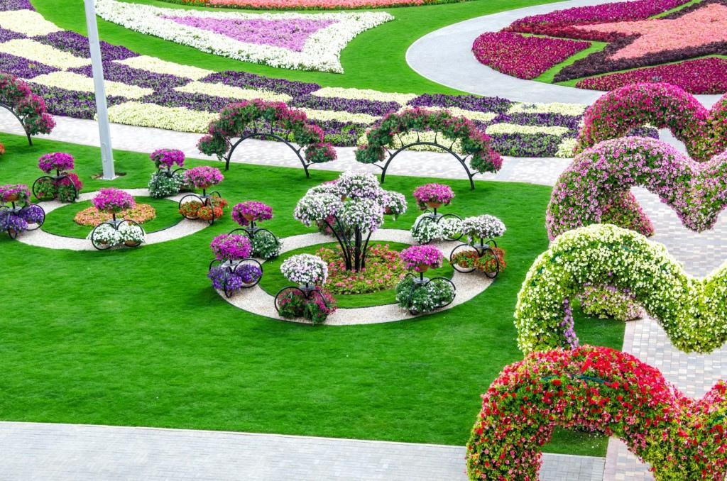 3Miracle Garden Dubai