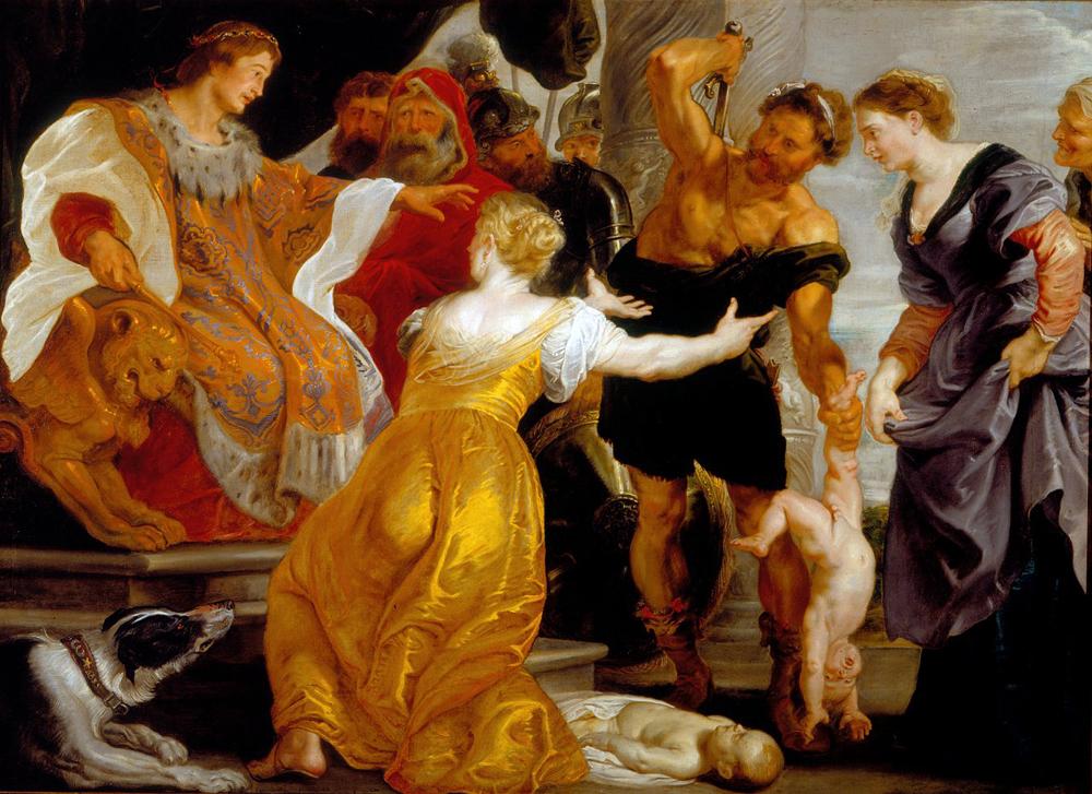 Pilda regelui Solomon