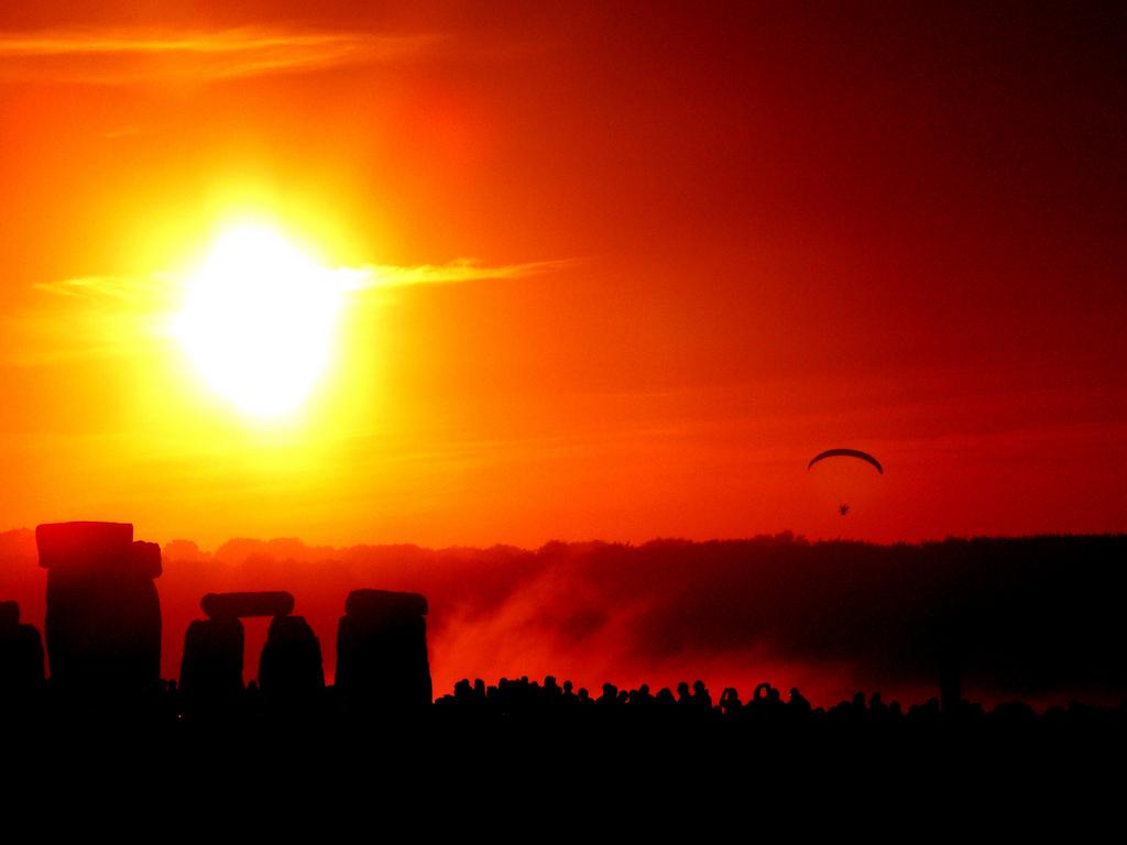 Solstițiul de vară, începutul verii astronomice