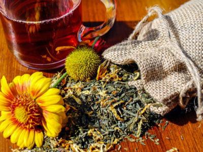 Infuziile de plante medicinale, ideale pentru tenuri perfecte