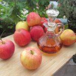 Oțetul din cidru de mere