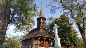 Ajutați la restaurarea bisericii de lemn, veche de peste 300 ani, aflată pe lista monumentelor istorice