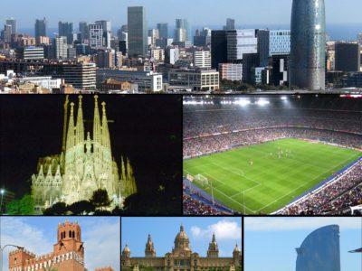 Definește fericirea printr-o vizită la Barcelona