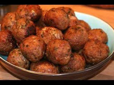 chifteluțe din ciuperci