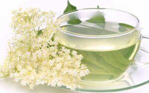 Beneficiile consumului ceaiului de soc